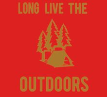 love for the outdoors camping Kids Tee