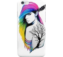 Rainbow Forest iPhone Case/Skin