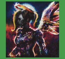 metal gear angel One Piece - Short Sleeve