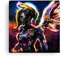 metal gear angel Canvas Print