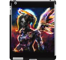 metal gear angel iPad Case/Skin