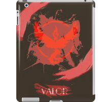Valor iPad Case/Skin