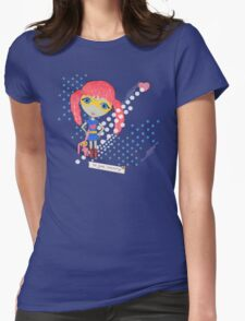 Be Your Own Superhero Womens Fitted T-Shirt