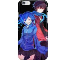 back to back m c actors iPhone Case/Skin
