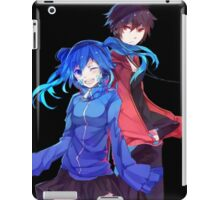 back to back m c actors iPad Case/Skin