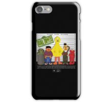 The Usual Muppets iPhone Case/Skin