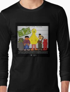 The Usual Muppets Long Sleeve T-Shirt