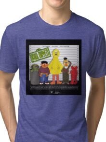 The Usual Muppets Tri-blend T-Shirt