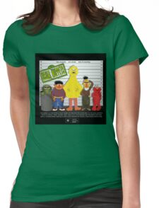 The Usual Muppets Womens Fitted T-Shirt