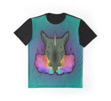 Zombie Unicorn Graphic T-Shirt