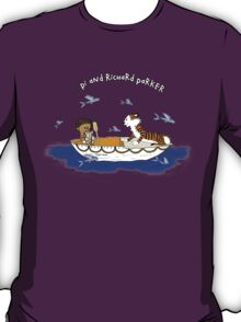 Pi and Richard Parker T-Shirt