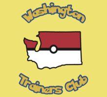Washington Trainers Club Kids Tee