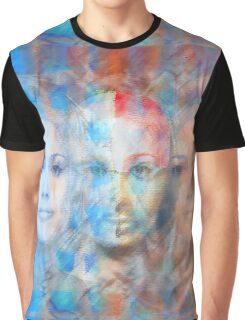 The passage fragment - phases and frequencies Graphic T-Shirt