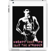 Jack The Stripper iPad Case/Skin