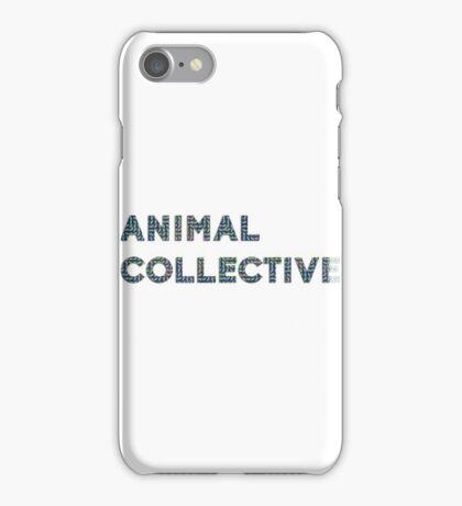 Animal Collective - Merriweather Post Pavilion  iPhone Case/Skin