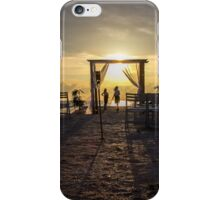 Awaiting a Wedding iPhone Case/Skin