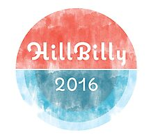 HillBilly 2016 Photographic Print