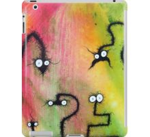 The Creatures From The Drain 8 a iPad Case/Skin