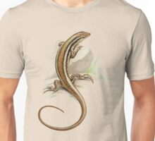 Lizard from Bali, 1912 Unisex T-Shirt