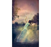 A Muse of Fire Photographic Print