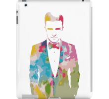 Justin Timberlake Water Colour iPad Case/Skin