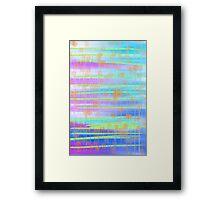 Tree Speaker Framed Print