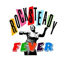 ROCKSTEADY FEVER Photographic Print