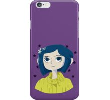 Coraline Phone Case iPhone Case/Skin