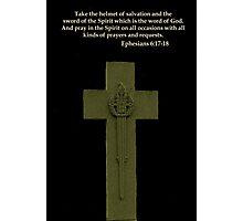 The Sword of The Spirit Photographic Print
