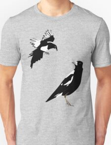 magpies meeting Unisex T-Shirt