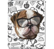 Smart Bulldog iPad Case/Skin
