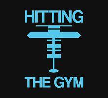 Hitting the Gym [Mystic] Unisex T-Shirt