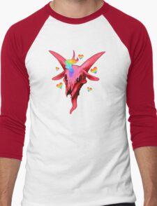 CUTE AS HELL Men's Baseball ¾ T-Shirt