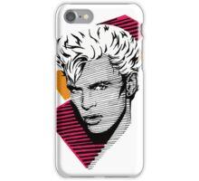 Billy Idol Graphic Tee iPhone Case/Skin