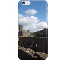 Conwy Castle (10) iPhone Case/Skin