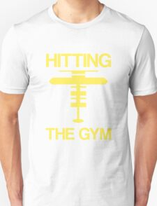 Hitting the Gym [Instinct] Unisex T-Shirt