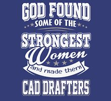 JOB - The Strongest women - Cad drafters T- shirt - Special design Unisex T-Shirt