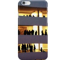 Guggenheim People iPhone Case/Skin