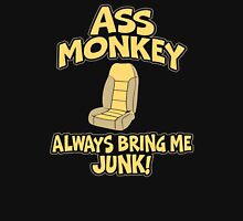 Ass Monkey Unisex T-Shirt
