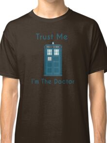 Trust Me - Doctor Who Classic T-Shirt