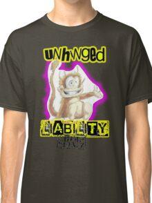Unhinged Liability - Chimp Plan: Z Classic T-Shirt