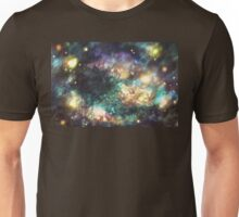 Fantasy Starry Forest 7 Unisex T-Shirt