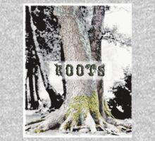 Roots and tree Kids Tee