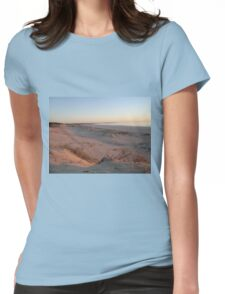 Sunset_Cable Beach_Broome_Western Australia_Australia Womens Fitted T-Shirt