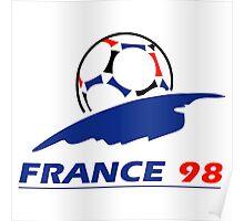 France 98 Poster