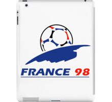 France 98 iPad Case/Skin