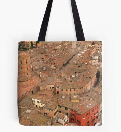 Siena - Rooftops Tote Bag