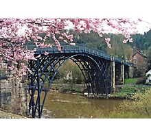 Ironbridge, Shropshire Photographic Print