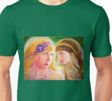 Sappho and the girl who had to go Unisex T-Shirt