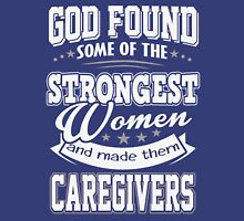 JOB - The Strongest women - Caregivers T- shirt  - Special design, lovely and cute Unisex T-Shirt